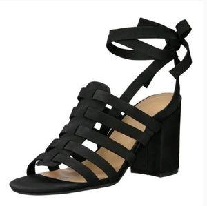 Marc fisher women's pheobe heel sandals, shoes 5.5